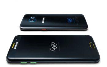 2.016 olympische Sondereditionen des Samsung Galaxy S7 edge vorgestellt