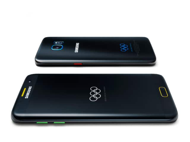 dv-c samsung galaxy s7 olympic edition Samsung Galaxy S7 edge 2.016 olympische Sondereditionen des Samsung Galaxy S7 edge vorgestellt 20160707KLTPSSXP3C7RQX9ZYRP2Q8MY