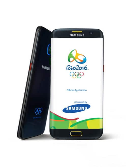 dv-c samsung galaxy s7 olympic edition Samsung Galaxy S7 edge 2.016 olympische Sondereditionen des Samsung Galaxy S7 edge vorgestellt 20160707SRM3E1H2BYZTVQCDUVWL59GT 496x660