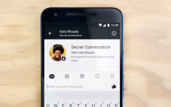 Facebook Messenger bekommt optionale Verschlüsselungsfunktion