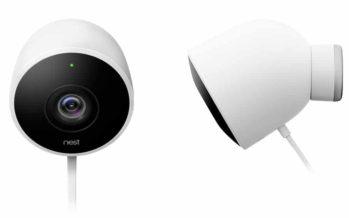 Neue Nest Cam Outdoor mit Personenerkennung vorgestellt