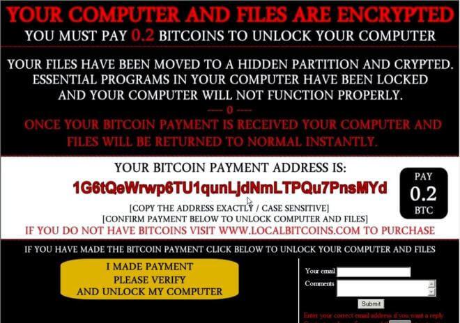 dv-c ranscam Ranscam Malware Ranscam löscht unwiderruflich alle Daten auch nachdem das Lösegeld bezahlt wurde Ranscam 660x464