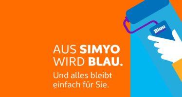 simyo wird eingestellt, Kunden werden zu Blau migriert