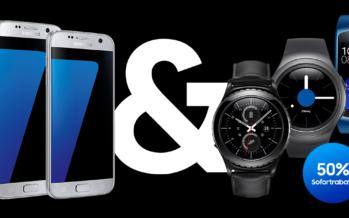 Samsung Gear S2 mit 50 Prozent Rabatt sichern