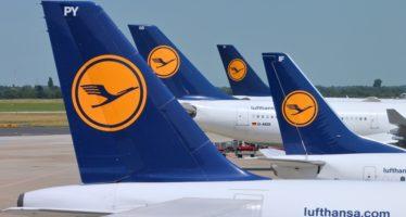 Lufthansa bietet W-LAN bald auch auf Kurz- und Mittelstreckenflügen an