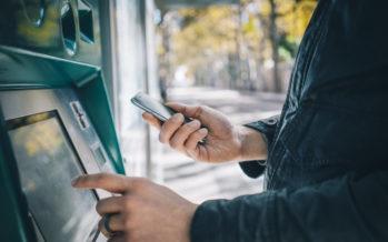 Bargeldabhebung via TouchID in den USA