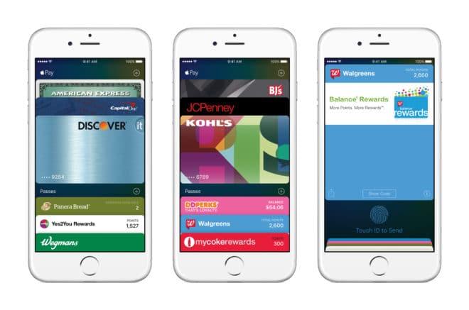 lo-c apple pay Apple Pay Um Sicherheit zu gewährleisten: Apple öffnet NFC-Chip nicht für Dritte Apple Pay 660x437