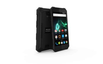 IFA: Outdoor-Smartphone Archos 50 Saphir vorgestellt