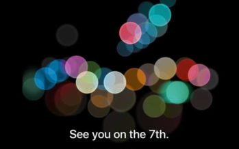 Apple kündigt Keynote für den 07. September an
