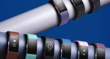 Fitbit Charge 2 und Fitbit Flex 2 präsentiert