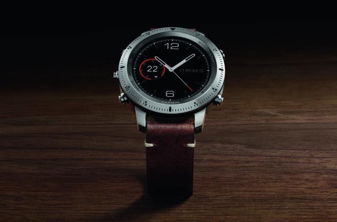 dv-c garmin fēnix chronos Garmin fēnix Chronos Garmin fēnix Chronos vorgestellt – hochwertige Smartwatch ab 1.000 Euro III fenix Chronos Leather c Garmin Deutschland GmbH 660x436