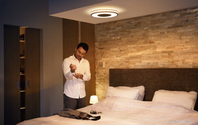 dv-c philips hue lampe philips hue IFA: Philips Hue präsentiert neuen Bewegungsmeldern und zahlreiche Lampen IMG 0053 660x417