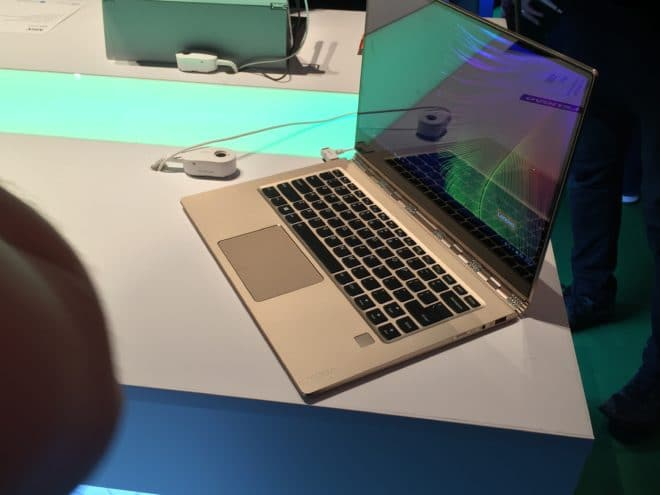 IMG_3701 lenovo IFA: Lenovo Yoga 910 – randlos glücklich IMG 3701 660x495