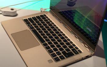 IFA: Lenovo Yoga 910 – randlos glücklich