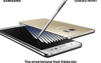 Samsung Galaxy Note7 kann inklusive VR-Brille bei Vodafone vorbestellt werden