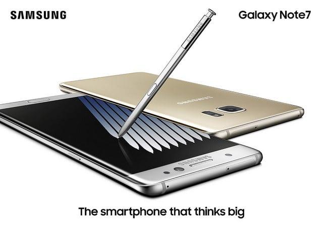 dv-c samsung galaxy note7 Samsung Galaxy Note7 Samsung Galaxy Note7 kann inklusive VR-Brille bei Vodafone vorbestellt werden Samsung Galaxy Note7 1