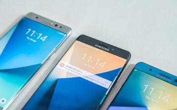 Samsung Galaxy Note7 mit Iris-Scanner und Europa-Release enthüllt