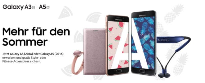 lo-c samsung sommerwoche Samsung Samsung Sommerwochen: sparen mit kostenlosem Zubehör und Cashback-Aktion Samsung Sommerbox 660x269