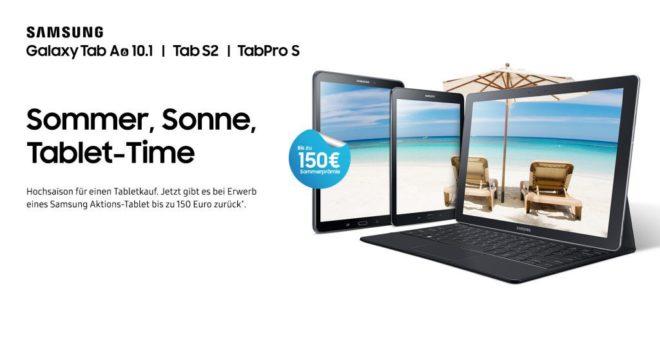 lo-c samsung sommerbox Samsung Samsung Sommerwochen: sparen mit kostenlosem Zubehör und Cashback-Aktion Samsung Sommerpraemie 660x353