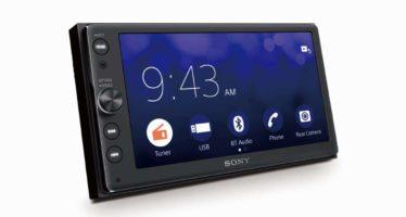 Sony XAV-AX100: Nachrüstlösung für CarPlay und Android Auto 2 vorgestellt