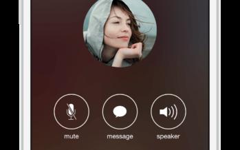 WhatsApp Call für iOS bekommt einen Anrufbeantworter