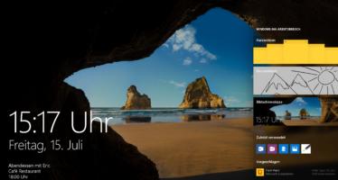 Windows 10 bekommt im kommenden Jahr zwei große Feature-Updates