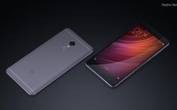 Highend-Smartphone Xiaomi Redmi Note 4 präsentiert