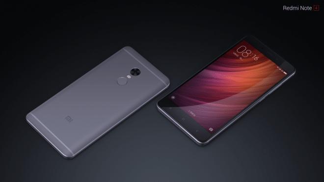 dv-c xiaomi redmi note 4 Xiaomi Redmi Note 4 Highend-Smartphone Xiaomi Redmi Note 4 präsentiert Xiaomi Redmi Note4 660x371