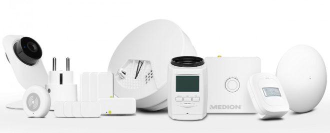 Medion IFA 2016: Medion stellt seine ersten Smart Home Geräte vor medion smart home einsteiger gross 660x267