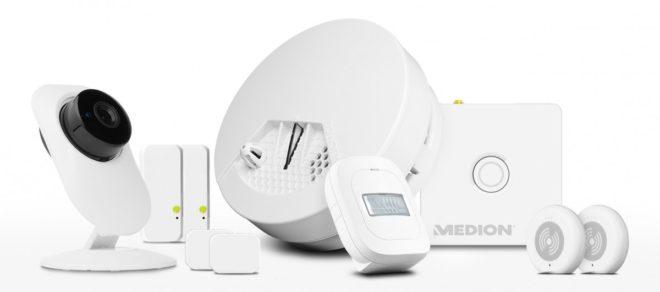 dv-c medion smart home komfort Medion IFA 2016: Medion stellt seine ersten Smart Home Geräte vor medion smart home komfort 660x292