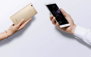 Überdimensionales Smartphone Honor Note 8 vorgestellt