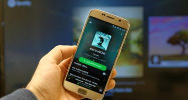 Spotify steckt wegen Apple Music in Schwierigkeiten