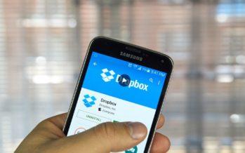 Dropbox setzt alte Passwort sicherheitshalber zurück
