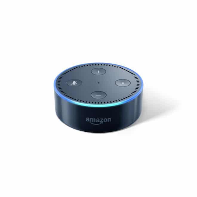 dv-c amazon echo dot Amazon Echo Heimassistent Amazon Echo und neues System Echo Dot kommen nach Deutschland Echo Dot Black Back On 660x660