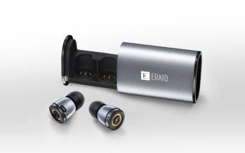Erato Apollo 7: Bluetooth In-Ear Headset komplett ohne Kabel