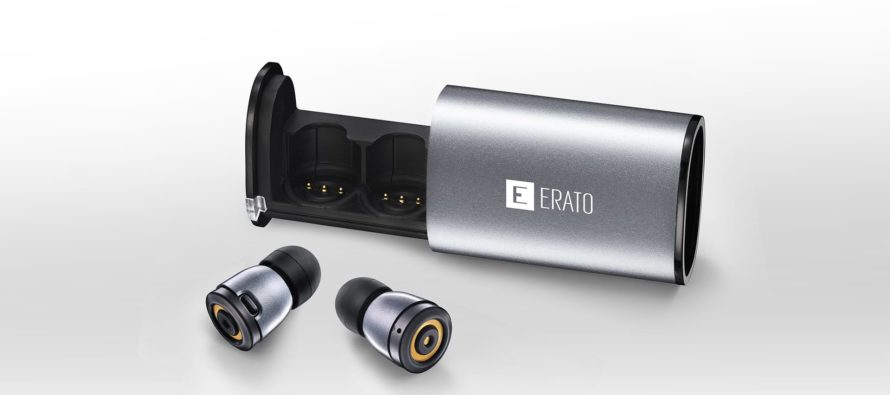 Erato Apollo 7: Bluetooth In-Ear Headset komplett ohne Kabel