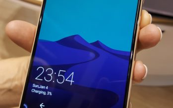 Hisense A2: Smartphone mit zweitem E-Ink Display auf der Rückseite