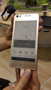 Hisense Hisense A2: Smartphone mit zweitem E-Ink Display auf der Rückseite Hisense A2 Smartphone5 e1472993479246 169x300