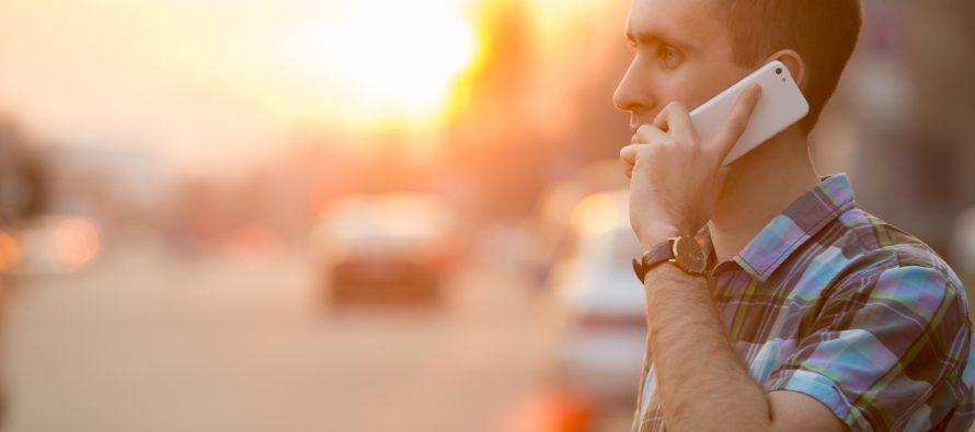 Top-Hersteller sparen beim Empfang von Smartphones