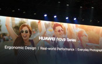 IFA: Huawei nova geht auf
