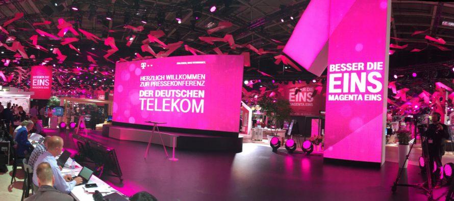 Telekom revolutioniert mit StreamOn Mobilfunk in Deutschland