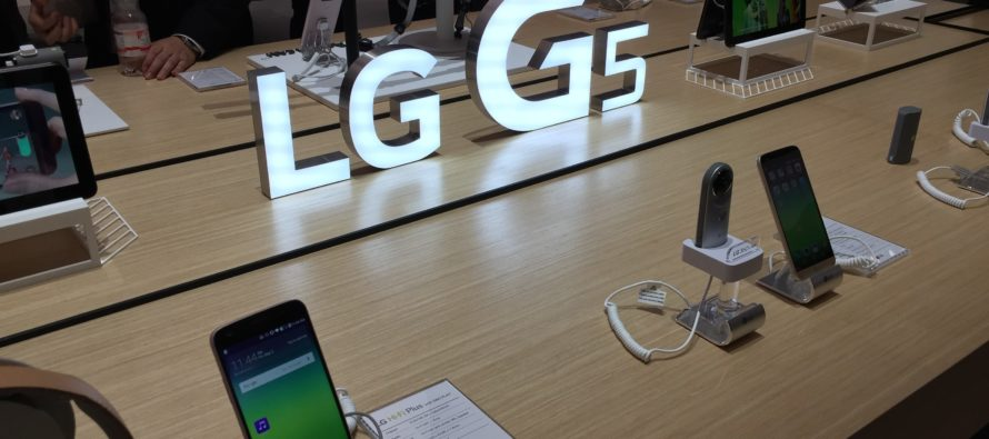 LG G5 verfehlt Erwartungen: Modulansatz steht in Frage