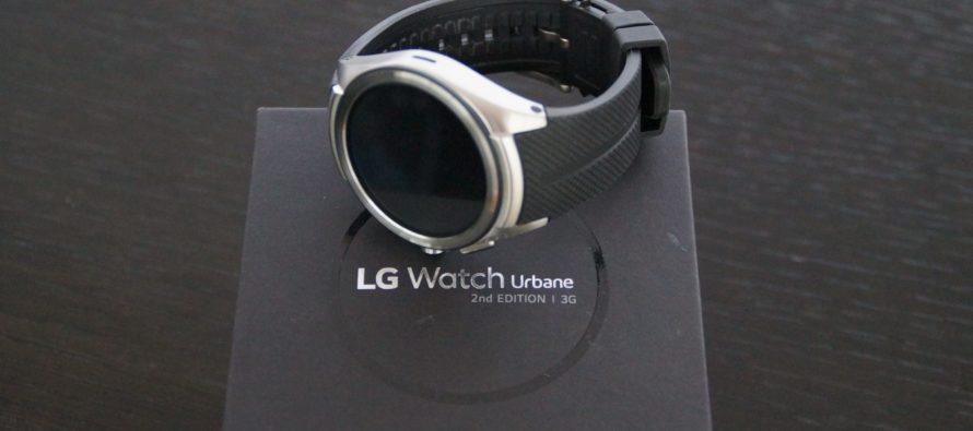 LG Watch Urbane 2nd Edition getestet – der Spiegel für iOS