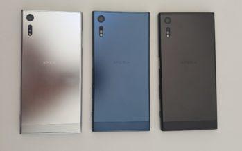 Sony Xperia XZ: Schnell, wasserdicht und mit guter Kamera