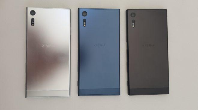 Sony-Xperia-XZ-1  Sony Xperia XZ: Schnell, wasserdicht und mit guter Kamera Sony Xperia XZ 1 e1472761754895 660x367