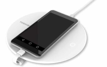 Toshiba: Backup- und Ladestation fürs Smartphone angeteasert