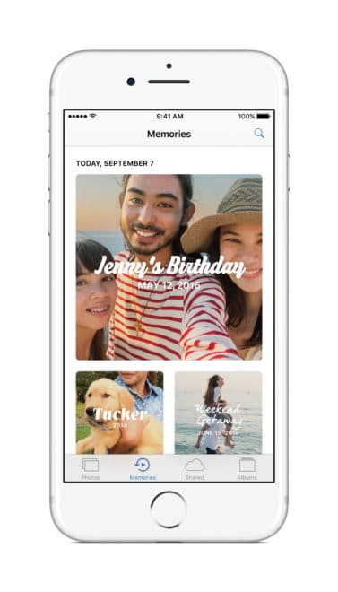 dv-c ios 10 ios 10 Apple veröffentlicht heute iOS 10 – mächtiges Update für iDevices iPhone7 Svr PF PhotosMemories PR PRINT 377x660