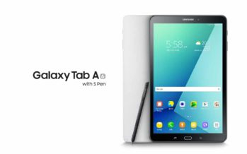 Samsung Galaxy Tab A vorgestellt – neu mit S-Pen