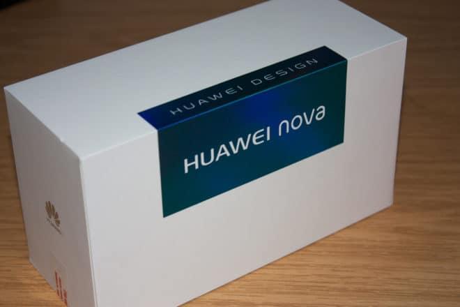 huawei nova Im Test: Das Huawei Nova – das Smartphone der Superlative 01 Verpackung 660x440