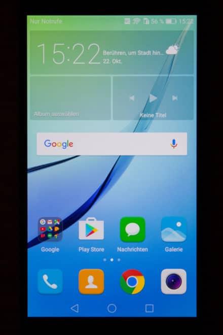 huawei nova Im Test: Das Huawei Nova – das Smartphone der Superlative 12 Homebildschirm 1 440x660